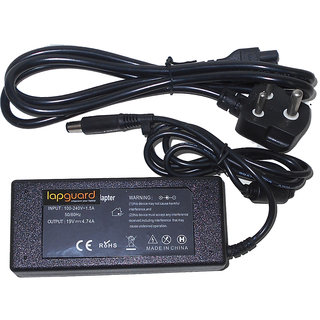 Lapguard Laptop Charger For Hp Series Hstnn-La1390 LGADHP19V474A7450110419