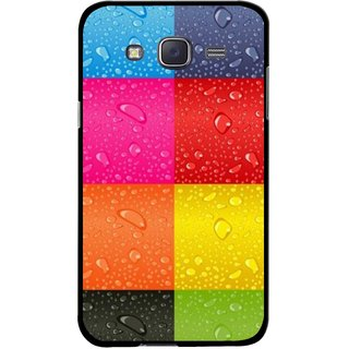 Snooky Designer Print Hard Back Case Cover For Samsung Galaxy J2