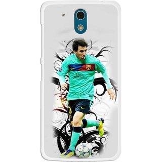 Snooky Designer Print Hard Back Case Cover For HTC Desire 326G