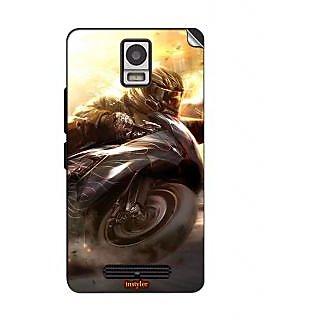 Instyler Mobile Skin Sticker For Xolo Era 8