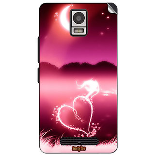 Instyler Mobile Skin Sticker For Xolo Era 8