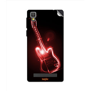 Instyler Mobile Skin Sticker For Xolo Opus Hd