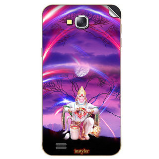 Instyler Mobile Skin Sticker For Xolo Q800