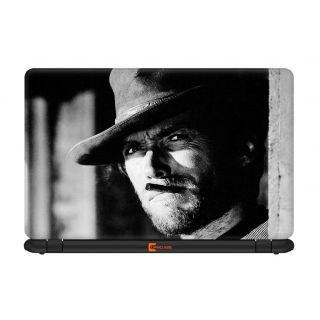 Ownclique Clint Eastwood Laptop SKin for 13.3 inches Laptop