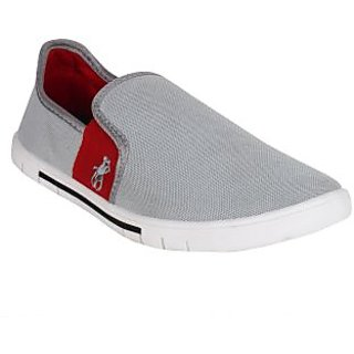 Bersache Grey-384 Men/Boys Loafer Moccasins