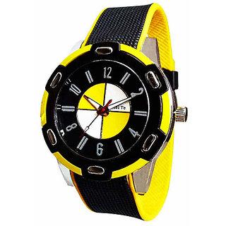 Caite Sports Analog Black Dial Men's Watch - 2001329