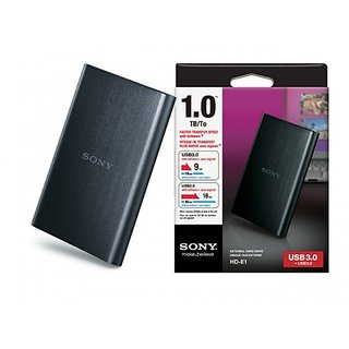 Sony 1TB external hard disk Image