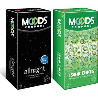 Allnight 12S + 1500 Dots 12S