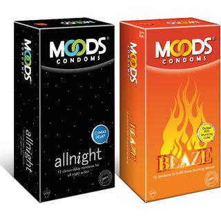 Allnight 12S + Blaze 12S