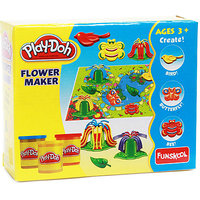 Funskool Play-Doh Flower Maker