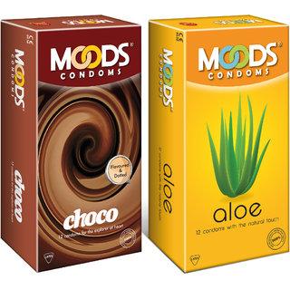 Choco 12S + Aloe 12S