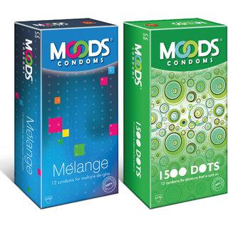 Melange 12S + 1500 Dots 12S