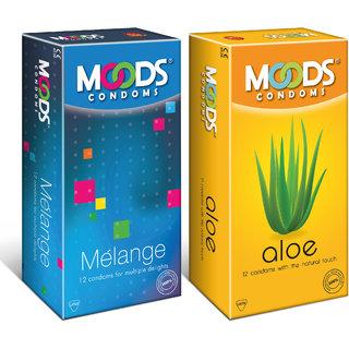 Melange 12S + Aloe 12S