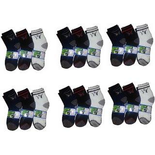 Best sports ankle socks for men ( pack of 3 )