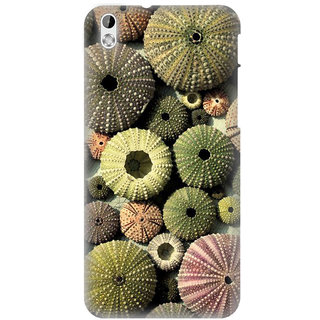 Pick Pattern Back Cover for HTC Desire 816 (MATTE)