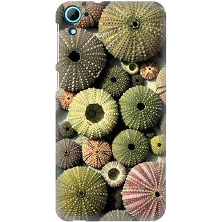 Pick Pattern Back Cover for HTC Desire 826 (MATTE)