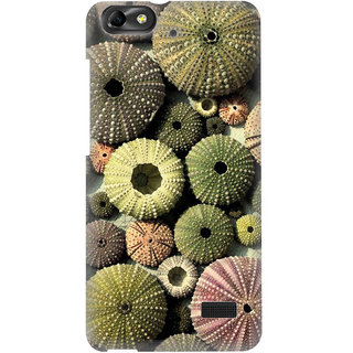 Pick Pattern Back Cover for Huawei Honor 4C (MATTE)