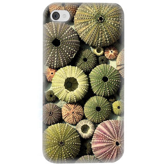 Pick Pattern Back Cover for Apple iPhone 4s (MATTE)