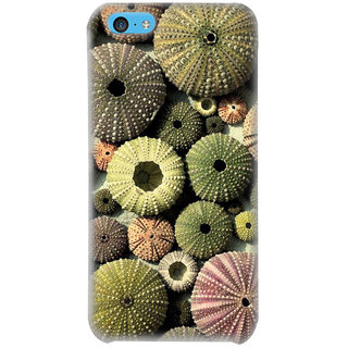 Pick Pattern Back Cover for Apple iPhone 5c (MATTE)