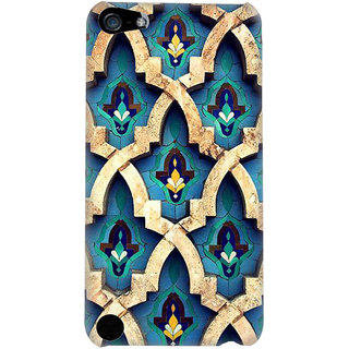 Pick Pattern Back Cover for Apple iPod touch (5th generation) (MATTE)