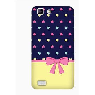 Pick Pattern Back Cover for Vivo X5 (MATTE)