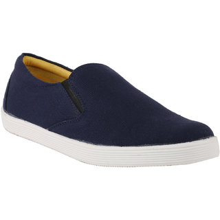 Exotique Mens Blue Sneaker-Casual Shoes(EX0037BL)