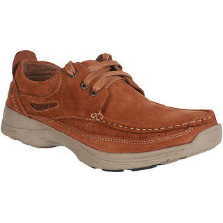 Action-Nobility MenS Brown Lace-Up Shoes