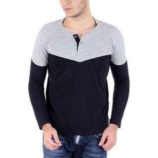 Democrazy Henlny Full Sleeve T-shirt Cd-24