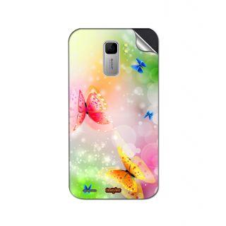 Instyler Mobile Skin Sticker For Spice Mi 525