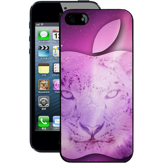 Instyler Digital Printed Back Cover For Apple I Phone 5 IP5DS-10305