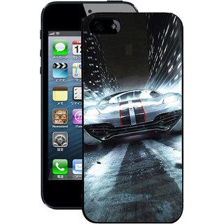 Instyler Digital Printed Back Cover For Apple I Phone 5C IP5CDS-10338