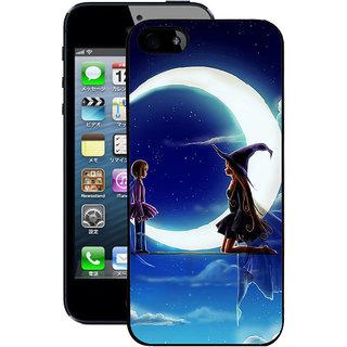 Instyler Digital Printed Back Cover For Apple I Phone 4S IP4SDS-10350