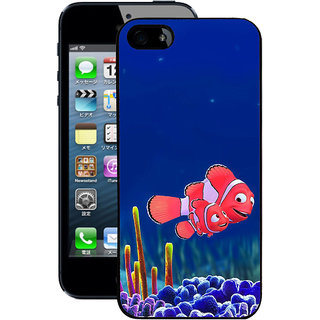 Instyler Digital Printed Back Cover For Apple I Phone 5C IP5CDS-10352
