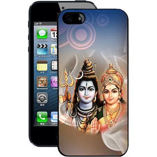 Instyler Digital Printed Back Cover For Apple I Phone 5 IP5DS-10387