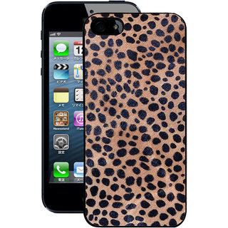 Instyler Digital Printed Back Cover For Apple I Phone 5 IP5DS-10458