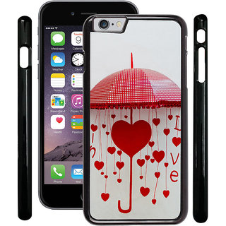 Instyler Digital Printed Back Cover For Apple I Phone 6 IP6DS-10424