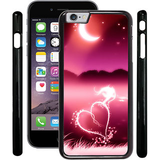 Instyler Digital Printed Back Cover For Apple I Phone 6 IP6DS-10407