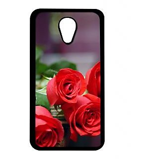 Instyler Digital Printed Back Cover For Meizu M1 Note MEIZUM1NDS-10381