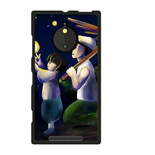 Instyler Digital Printed Back Cover For Nokia Lumia 830 NKLM830DS-10351