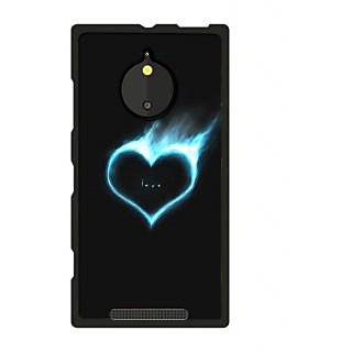 Instyler Digital Printed Back Cover For Nokia Lumia 830 NKLM830DS-10419