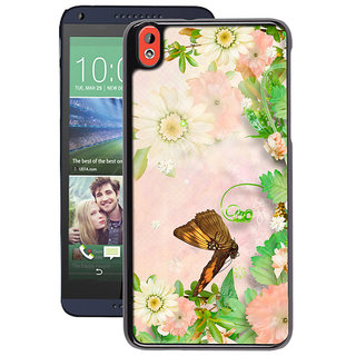 instyler Digital Printed Back Cover For Htc 820 HTC820DS10344