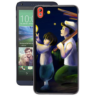 instyler Digital Printed Back Cover For Htc 820 HTC820DS10351