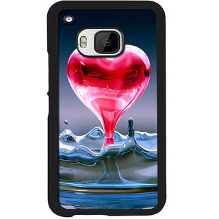 instyler Digital Printed Back Cover For Htc M9 HTCM9DS-10420