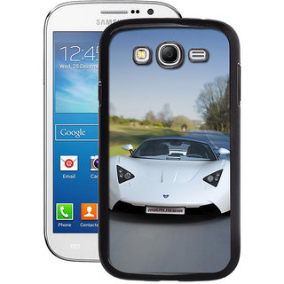 Instyler Digital Printed Back Cover For Samsung Galaxy A3 SGA3DS-10329