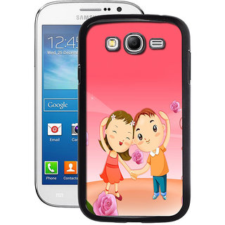 Instyler Digital Printed Back Cover For Samsung Galaxy A3 SGA3DS-10356