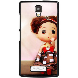instyler Digital Printed Back Cover For Lenovo A2010 LENA2010DS-10362