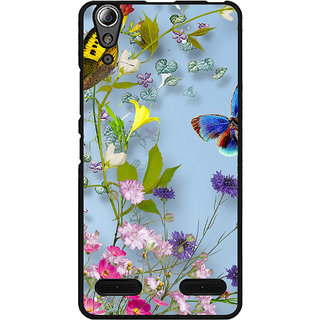 instyler Digital Printed Back Cover For Lenovo A6000 Plus LENA6000PDS-10341