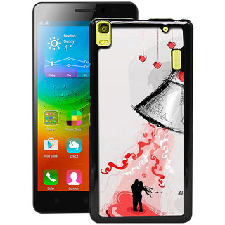 instyler Digital Printed Back Cover For Lenovo K3 Note LENK3NDS-10415