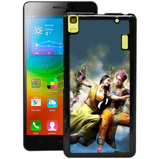instyler Digital Printed Back Cover For Lenovo K3 Note LENK3NDS-10453