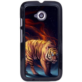 instyler Digital Printed Back Cover For Moto E MOTOEDS-10320